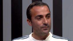 Simone Barone, allenatore Juventus