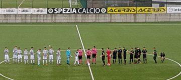 Under15, Spezia-Juventus
