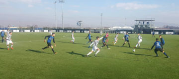 Amichevole Under16, Juventus-Inter