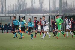 Under16, Juventus-Genoa