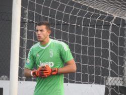 Leonardo Loria, portiere Juventus