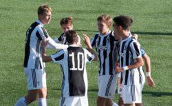 Under15, Juventus-Novara