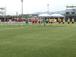 Under15, Juventus-Milan