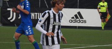 Leonardo Merio, Juventus Primavera