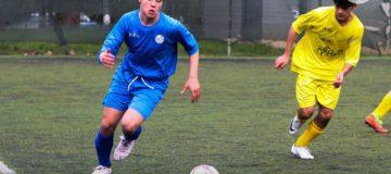 Tommaso Galante, Juventus giovanili