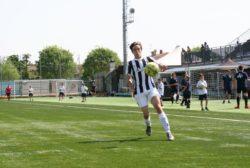 Simone Condello, Juventus giovanili