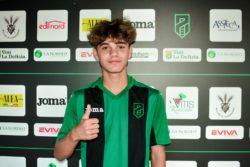 Giulio Doratiotto, Juventus giovanili