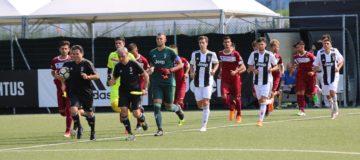 Amichevole, Juventus-Borgosesia 5-0