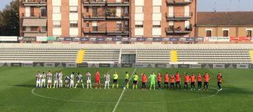 Serie C, Juventus U23 - Robur Siena 2-2