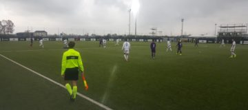 Under17, Juventus-Fiorentina