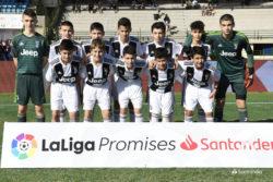 Esordienti 2006 Juventus a LaLiga Promises
