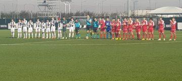Under15, Juventus-Carpi 1-1
