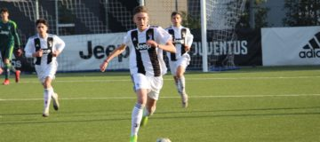 Nicolò Turco, attaccante Juventus