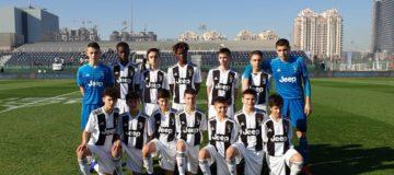 Juventus Esordienti 2006 al Dubai Intercontinental Cup