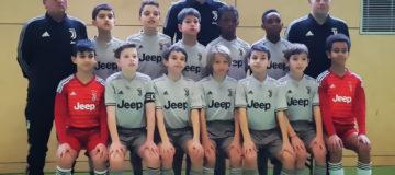 Juventus Pulcini 2009 alla PS Immo Cup