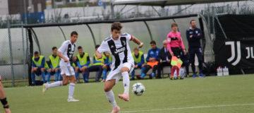 Valentino Salducco, Juventus giovanili