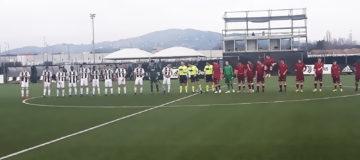 Under16, Juventus-Livorno