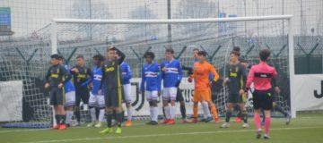 Under15, Juventus-Sampdoria