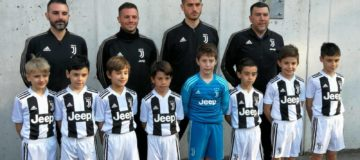 Pulcini 2010 Juventus Brussels Football European Cup