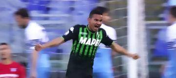 Rogerio gol Sassuolo