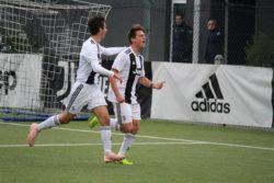 Mirco Lipari, Juventus giovanili