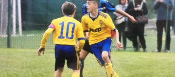 Giovanni Aurino, Juventus giovanili
