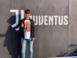 Joel Ribeiro firma con la Juventus
