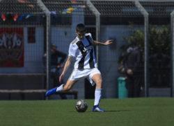 Saverio Domanico, Juventus giovanili
