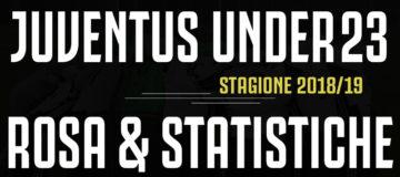 Rosa Juventus Under23 2018/19