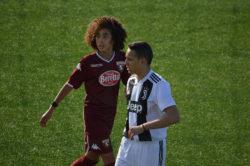 Francesco Coppola, Torino Juventus giovanili