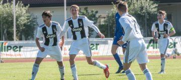 Stefano Turco, Juventus giovanili