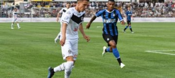 Daniel Leo, Juventus giovanili
