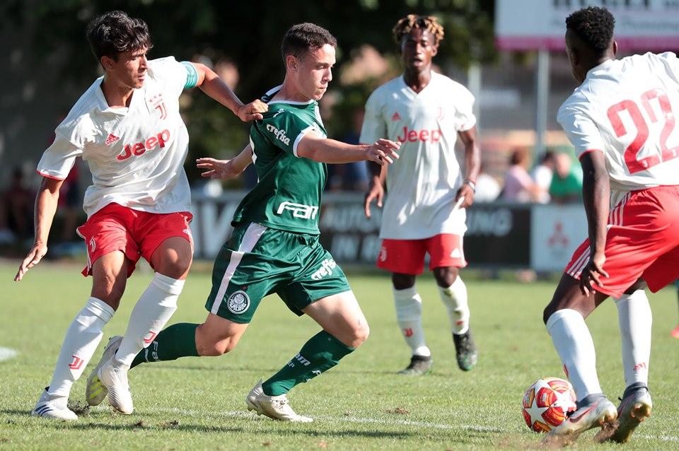 Torneo di Aesch, Juventus Primavera - Palmeiras