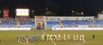 Serie C, Novara-Juventus