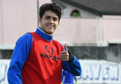 Edoardo Gagliardi, Juventus giovanili