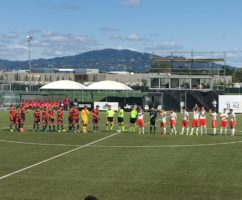 Under16, Juventus-Genoa