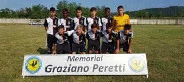 Giovanissimi 2006 al Memorial Graziano Peretti