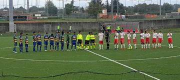 Under15, Parma-Juventus