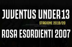 Rosa Juventus Esordienti 2007