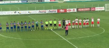 Under17, Parma-Juventus 3-4