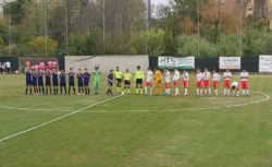 Under15, Pisa-Juventus 0-1