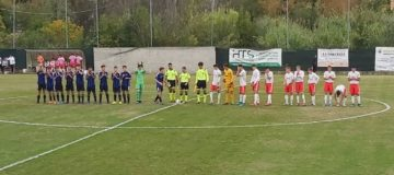 Under15, Pisa-Juventus 0-1