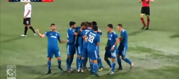 Serie C, Pro Vercelli - Juventus U23 0-1