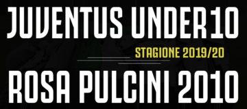 Rosa Pulcini 2010 Juventus