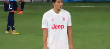 Han Kwang-song - Juventus Under23