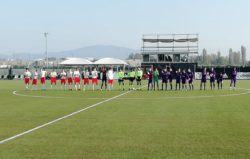Under15, Juventus-Fiorentina