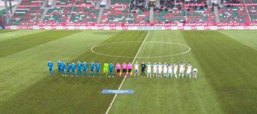 Youth League, Lokomotiv Mosca - Juventus