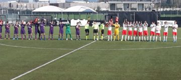 Under16, Juventus-Fiorentina