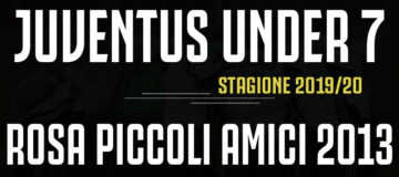 Rosa Juventus Piccoli Amici 2013