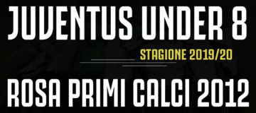 Rosa Juventus Primi Calci 2012